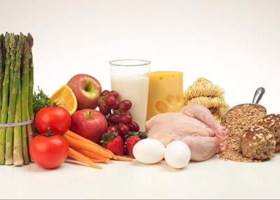 nutritious foods sm